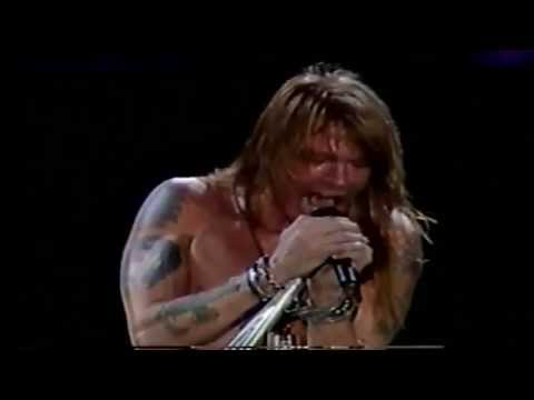 Guns N' Roses - Welcome To The Jungle - Live Rock In Rio 2