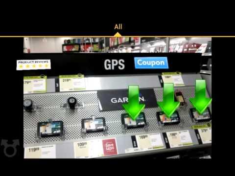 Staples GPS Shopping Helper Demo