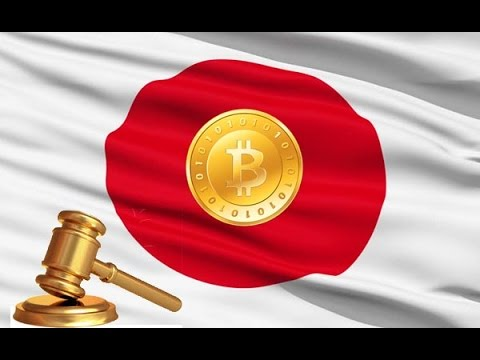 Breaking News Japan Officially Recognizes Bitcoin As Legal Currency