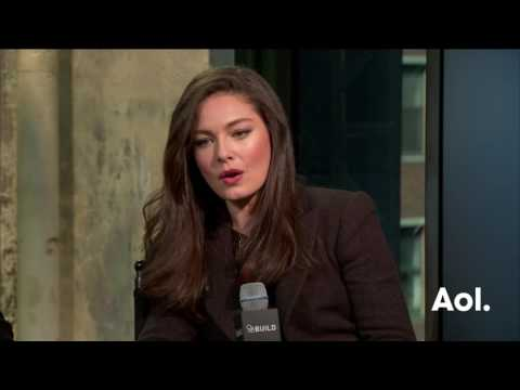 Alexa Davalos Talks About The Relevance Of