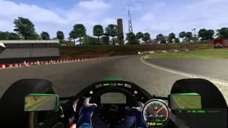 rFactor 01/07/2015 carro benetton 1994 piloto michael schumacher pista interlagos dia.
