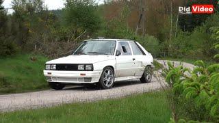 Essais Renault 11  Patrick FRANCOIS [HD] Didvidéo