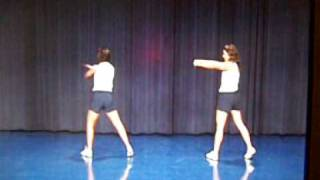 Taft Cheer Tryout Dance 2010
