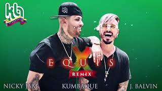 J Balvin, Nicky Jam ft. Kumbaque - X (EQUIS) | Cover & Remix Video