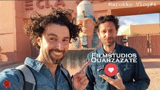 Auf der Suche nach KHALEESI - Ouarzazate Filmstudios I Marokko Vlog#4 I Ben