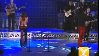 Ana Torroja  y Miguel Bose, Duende, Festival de Viña 2001