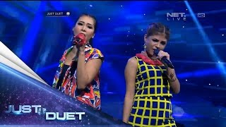 Whoa! Sara & Meichan were so cool performing Problem by Ariana Grande - Live Duet 02 - Just Duet