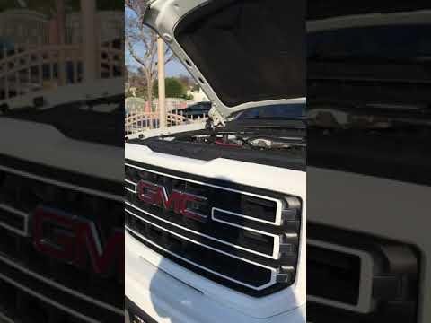 2017 GMC Sierra 5.3 pacesetter long tube headers, intake, exhaust, tune