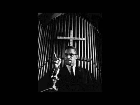 Malcolm X : Ford Hall Forum. 1963