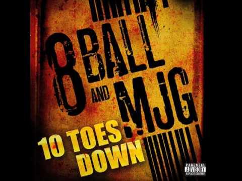 """8Ball & MJG """"Ten Toes Down"""""""