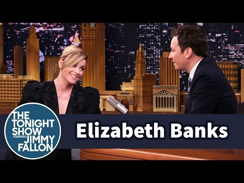 Elizabeth Banks' Sons Give Jimmy's Daughters a Compatibility Quiz