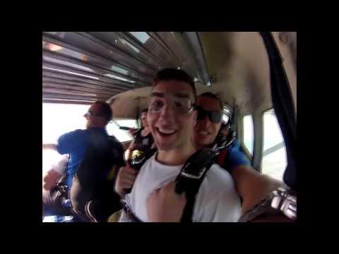 Tandem Skydive - Harrison Williams