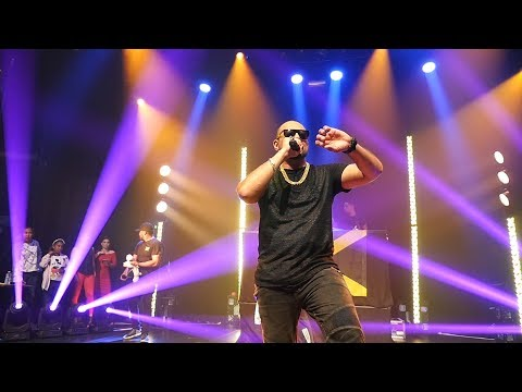 Sean Paul - Performance - Live In Paris 2017 (Official Video)