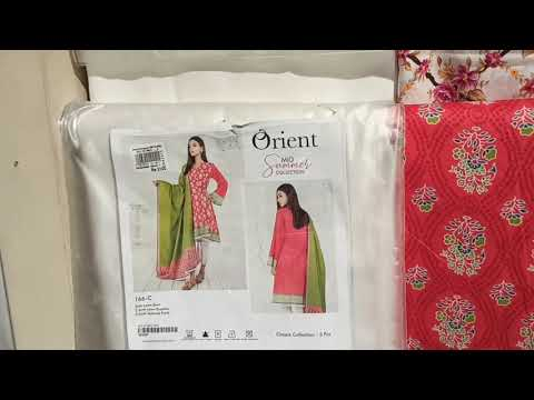 Visit, Orient, outlet,open market.  2 pice, with, price