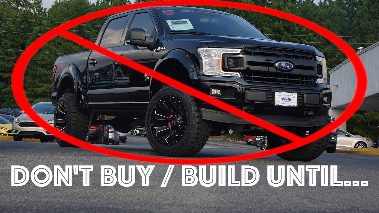 How Much Does It Cost To Lift A Truck >> 5 Things To Know Before Buying A Lifted Truck