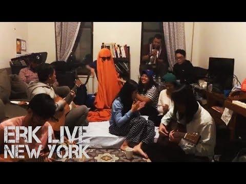 Efek Rumah Kaca Live New York Acoustic Session 2018 HD