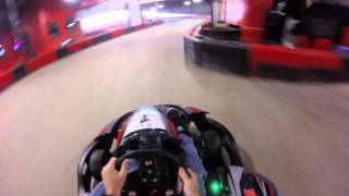 Octane Raceway Go-Kart Racing Scottsdale Arizona