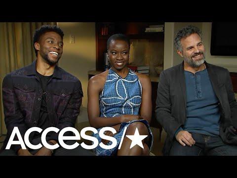 'Avengers: Infinity War': Chadwick Boseman, Danai Gurira & Mark Ruffalo On Wakanda's Role In The Mov