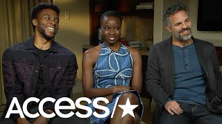 'Avengers: Infinity War': Chadwick Boseman, Danai Gurira & Mark Ruffalo On Wakanda's Role In The Mov