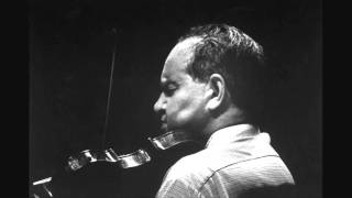 David Oistrakh Jean-Marie Leclair Violin Sonata in D major, Op.9, No.3 vol.1