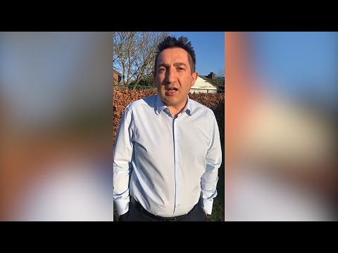 Belçika'da eski yerel yönetici Ali Çağlar: 'Hastanede yatan COVİD-19 hastalarının yarısı Türk'…