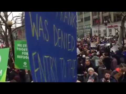 Copley Square Rally