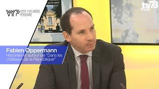 VYP. Fabien Oppermann, historien et auteur