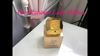 Paco Rabanne Lady Million Perfume Review/Cassandra Jones