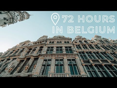 72 Hours in Belgium | Brussels & Leuven | What to do, eat, a