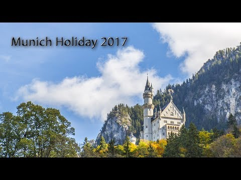 A short trip to Munich from London 2017