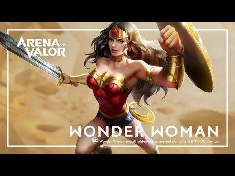 Wonder Woman's Style