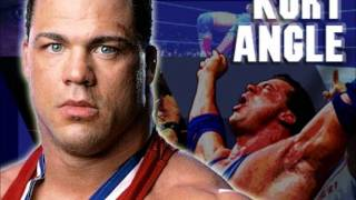 "WWE: Kurt Angle WWE Theme Song -- ""Medal"" -- You Suck chants! (HD)"