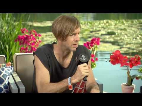 Richie Hawtin Interview - Coachella 2017