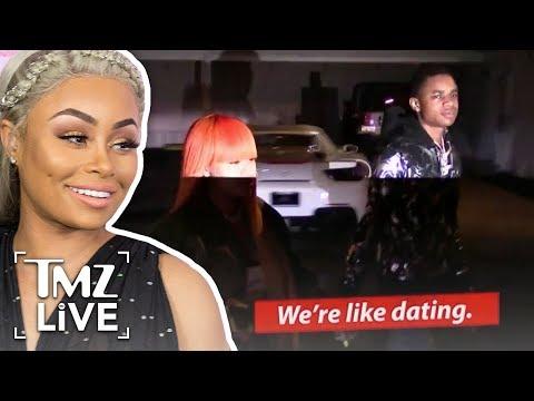 Meet Blac Chyna's New Boyfriend! | TMZ Live