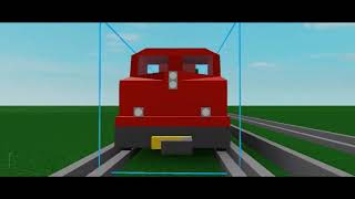 Roblox Train Crash CP and BNSF