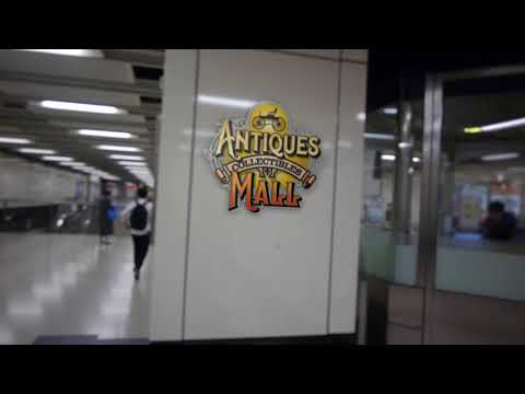 Antiques & Collectibles Mall New York City | 10,000 Square Feet On 2 Levels