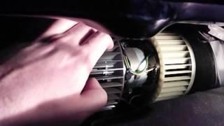 BMW e36: Вентилятор печки (новый Hella 8EW 009 100-531) (часть 1/3)(, 2014-01-12T14:16:46.000Z)
