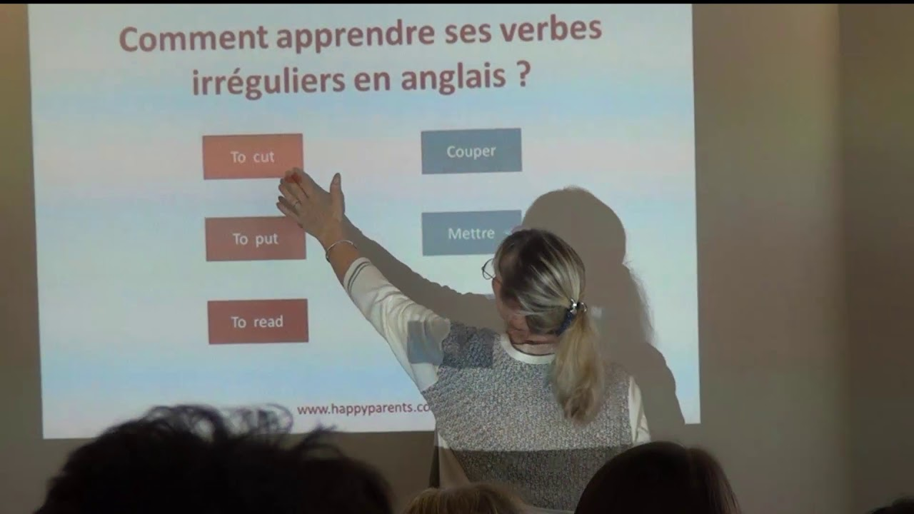 Comment Apprendre Ses Verbes Irreguliers En Anglais Youtube