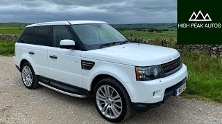 Should You Buy a Used RANGE ROVER SPORT? (Test Drive & Review 2010 HSE TDV6)