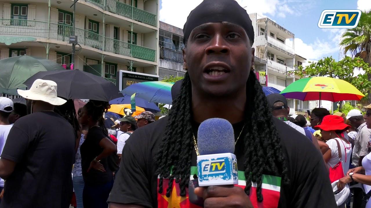Une mobilisation historique aujourd'hui pour le CHU de Guadeloupe