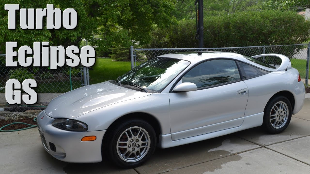 1999 Mitsubishi Eclipse Gs Turbo 10th Anniversary Edition Restoration 6th You