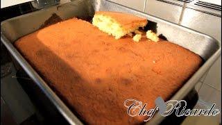 Lemon Sponge Cake.