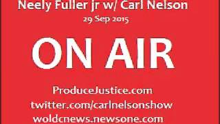 [1h]Neely Fuller- Black Lives, Supremacy or Inferiority, Police Encounters  | 29 Sep 2015