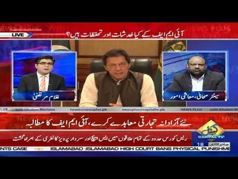 IMF Ke Kiya Khadshat aur Tahafuzat Hain? Janiye Mehtab Haider