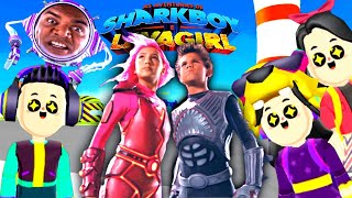 LAVA GIRL E SHARKBOY INVADIRAM O PK XD !!!!