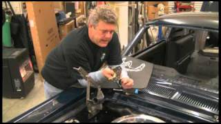 Episode 6 Season 2 Part 1 Mustang and Cougar factory Air conditioning install.flv