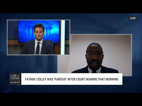 Andell Brown and Jesse Weber Talk James Colley Trial on Law & Crime Network 07/16/18