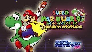 Lunes: DE VUELTA A LAS ESTATUAS CTM: Super Mario World: El Secreto de las 7 estatuas doradas