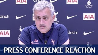 """Gio Is The Only Player Not In Condition"" Tottenham Vs Burnley [PRESS CONFERENCE REACTION]"