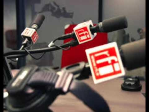 Podcast tranche d'information Afrique RFI 12 09 2016 22h30 GMT